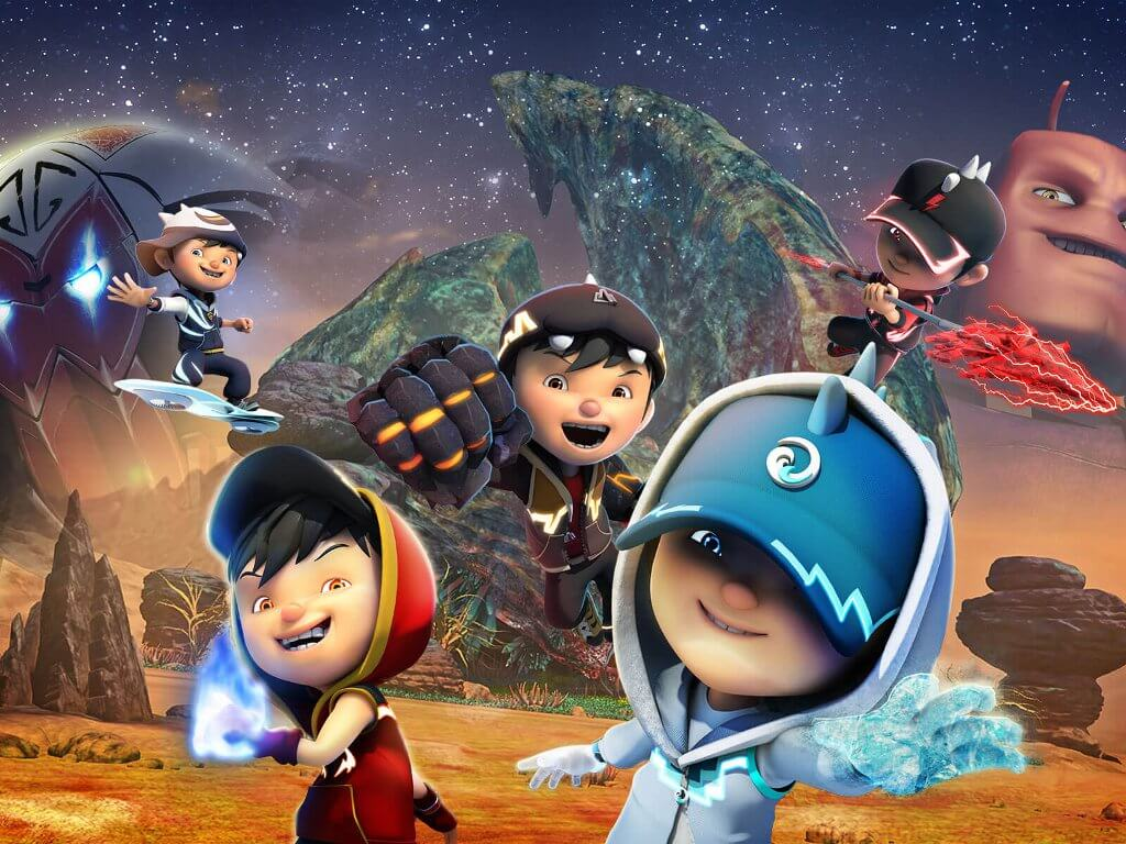 Cinemacommy Boboiboy The Movie Sequel Wants Your Voice