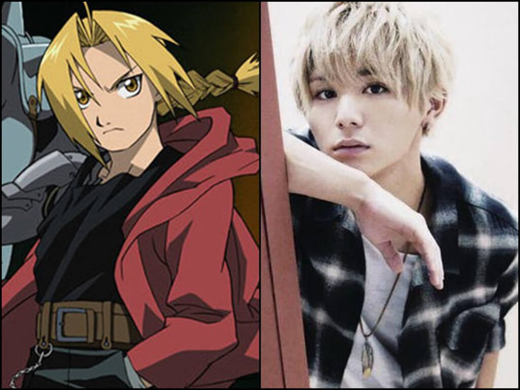 com my ese manga fullmetal alchemist goes live action lead character edward elric will be played by yamada ryosuke r from hey say jump