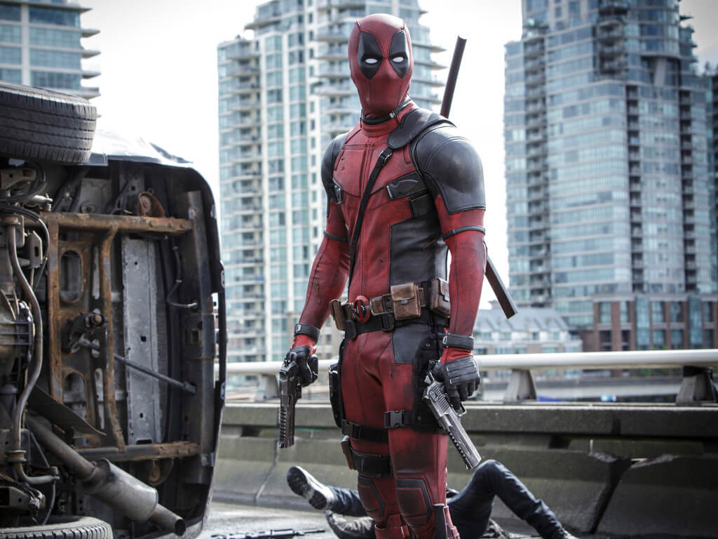 Cinemacommy A New Character For Deadpool 2