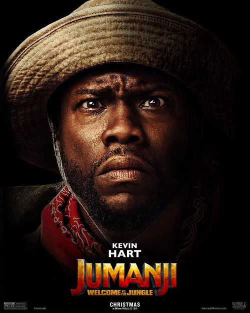 "Cinema.com.kh: Explore The ""Jumanji: Welcome To The Jungle"