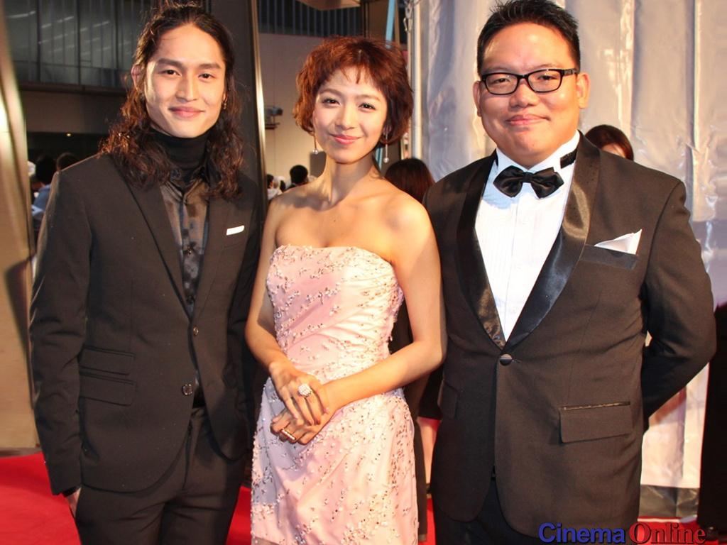 Edmund Yeo on winning Best Director at Tokyo Film Fest