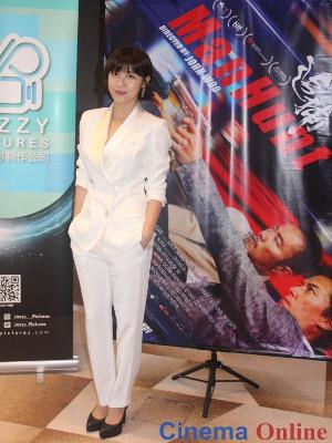 cinemaonline sg: Ha Ji-won wants more international work after