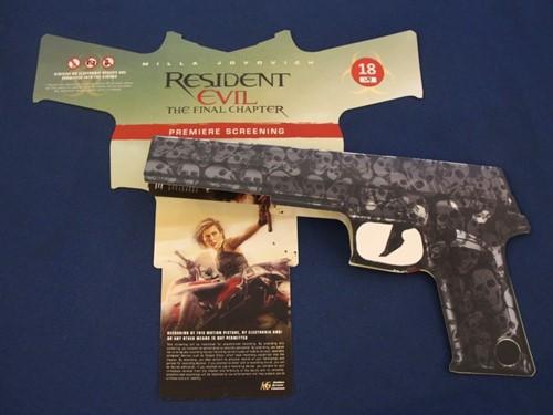 "Resident Evil Final Chapter Fan: Cinema.com.my: CO Movie Day: ""Resident Evil: The Final"