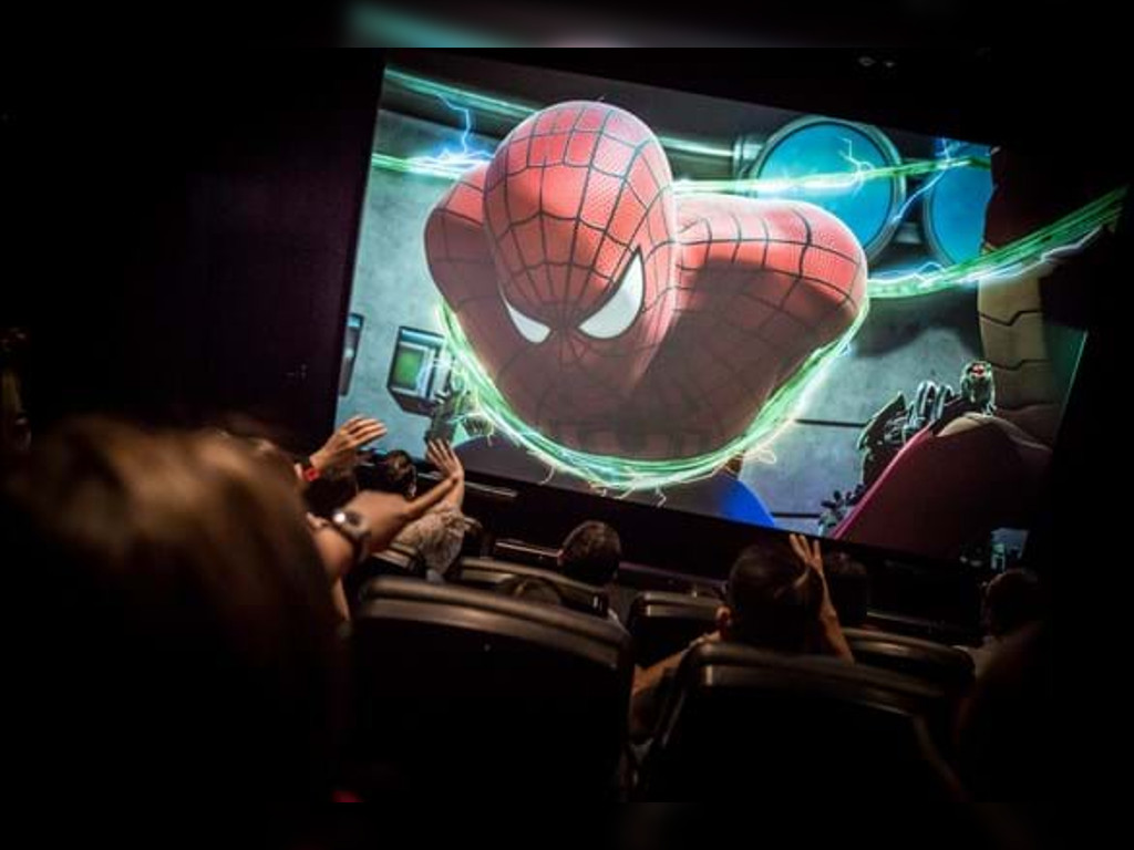 Cinemacommy Marvel At This New 4d Experience At Madame Tussauds