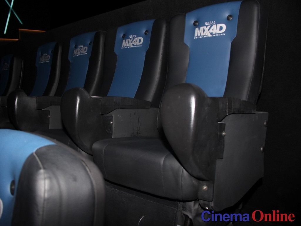 cinema com my: MBO Cinemas introduces Malaysia's first 4D motion seats