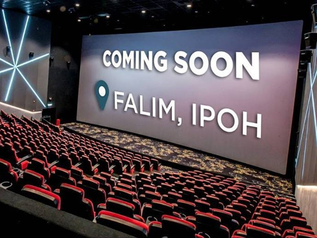 Cinema Com My New Cinema In Ipoh Opens This Weekend