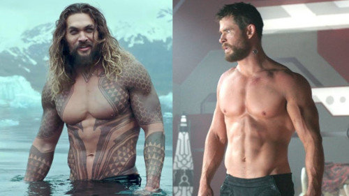 Is Aquaman basically 'wet Thor'? | News & Features | Cinema Online