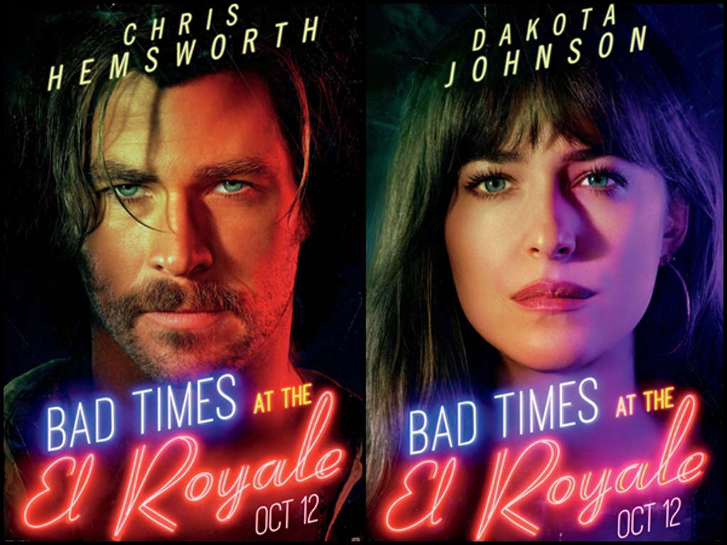 Cast Revealed In New Bad Times At The El Royale Posters News