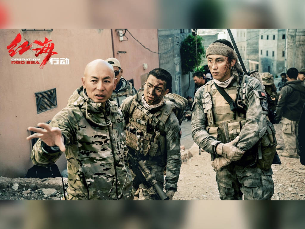 Cinemaonline Sg Hong Kong Submits Operation Red Sea To The Oscars