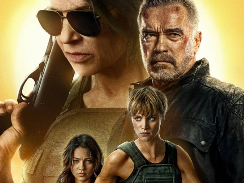 """""""Terminator: Dark Fate"""" is out in cinemas!"""