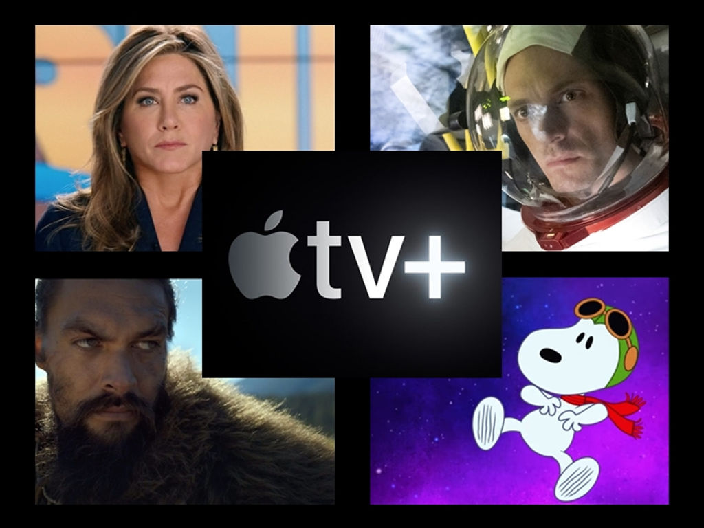 Apple TV+ comes to Malaysia this 1 November!