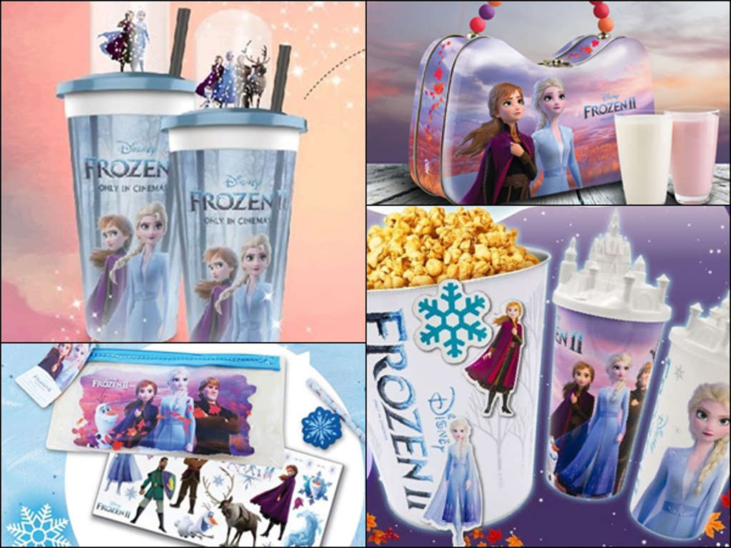 "Which of these ""Frozen 2"" merch would you like to get?"
