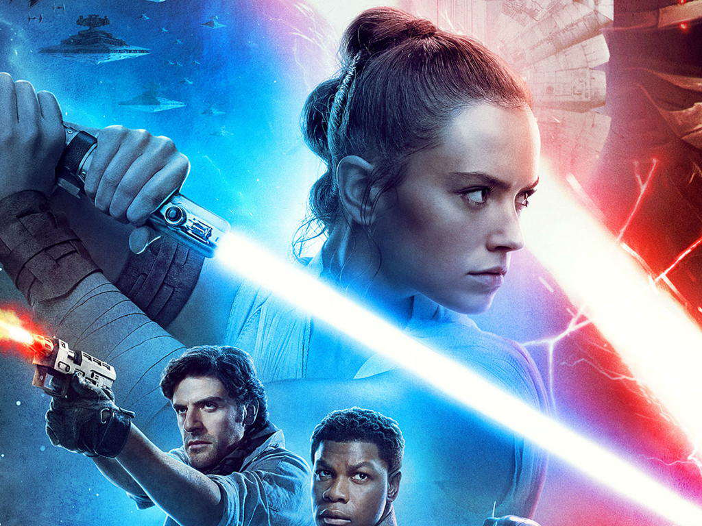 "One of the most highly-anticipated December movie releases has to be ""Star Wars: The Rise Of Skywalker""."