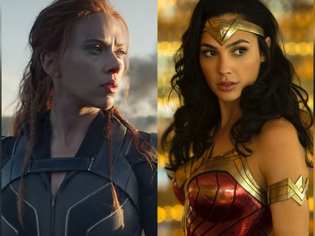 "Marvel's ""Black Widow"" or DC's ""Wonder Woman 2""?"