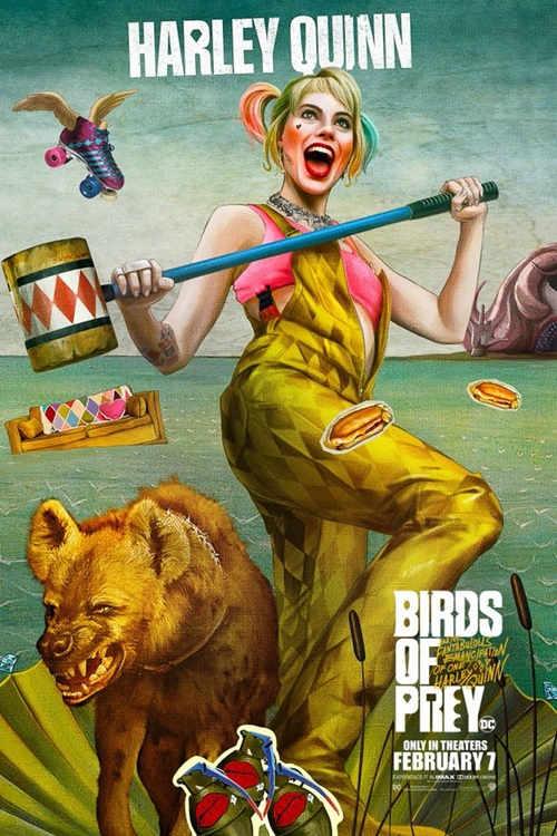 Now split up from Joker, Harley Quinn (Margot Robbie) is going on an adventure of her own.