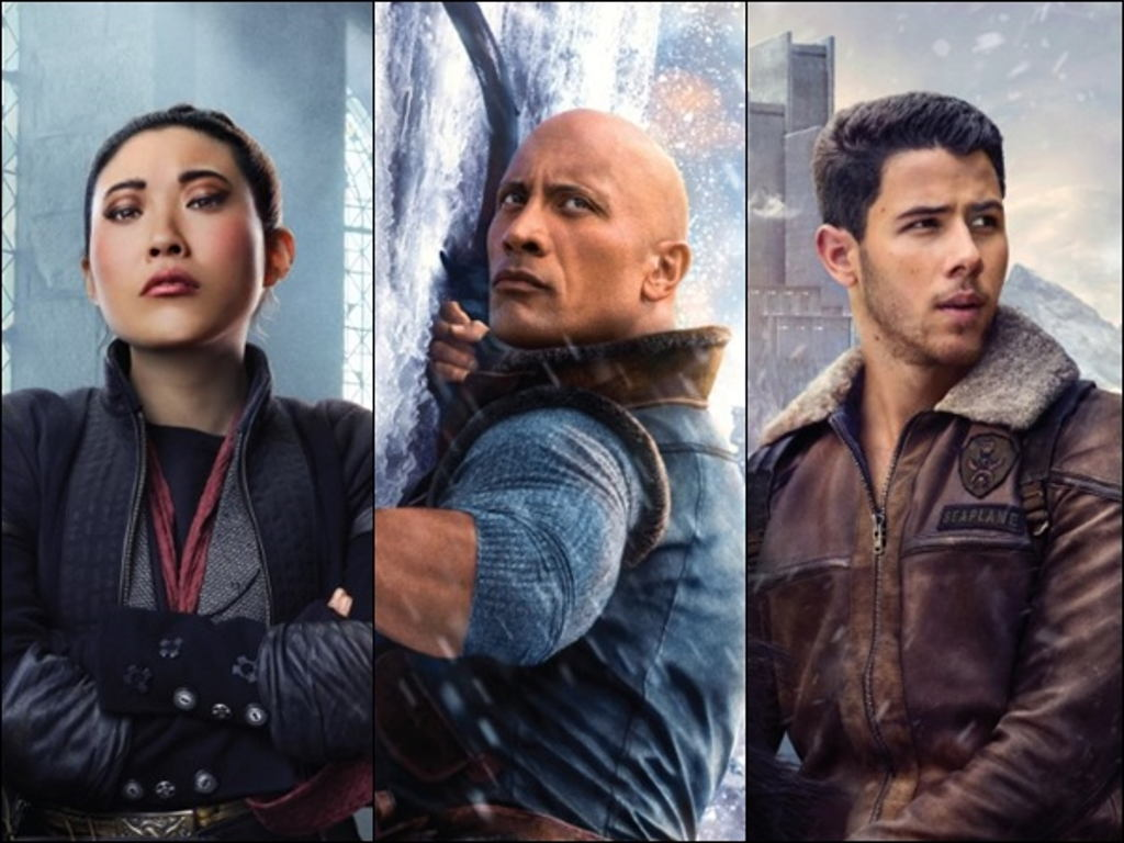 """Level up your knowledge of the """"Jumanji: The Next Level"""" characters"""