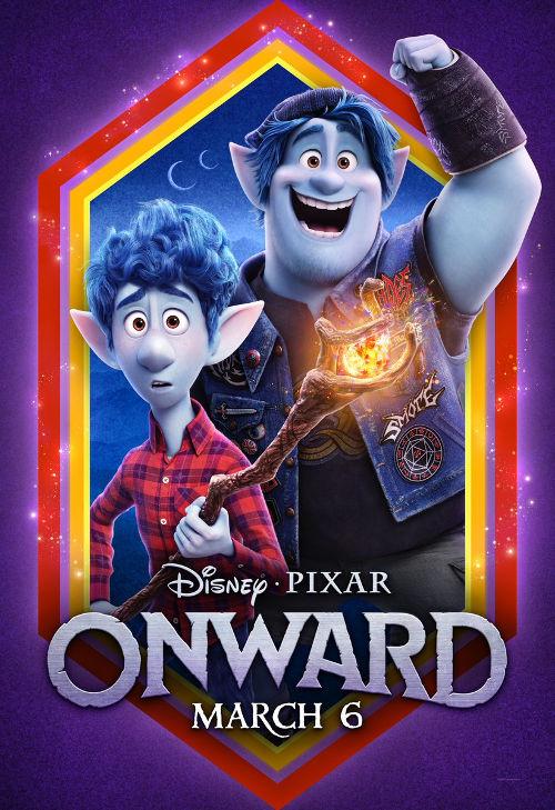 Tom Holland Chris Pratt Get New Onward Posters News
