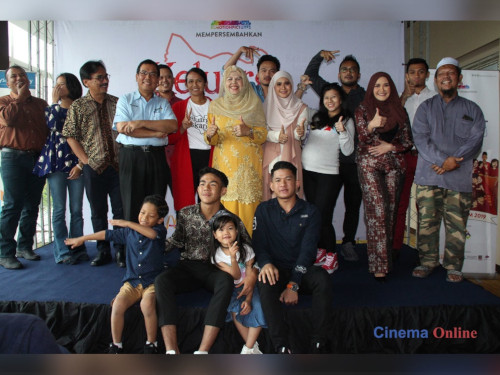 Banyak Cabaran Untuk Hasilkan Keluarga Iskandar The Movie Buletin Rencana Cinema Online