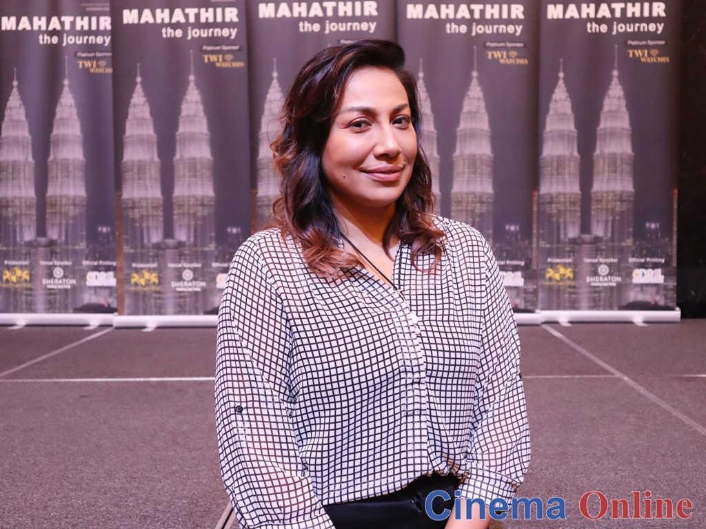 Ning Baizura wishes to spend time with Datin Paduka Marina Mahathir.