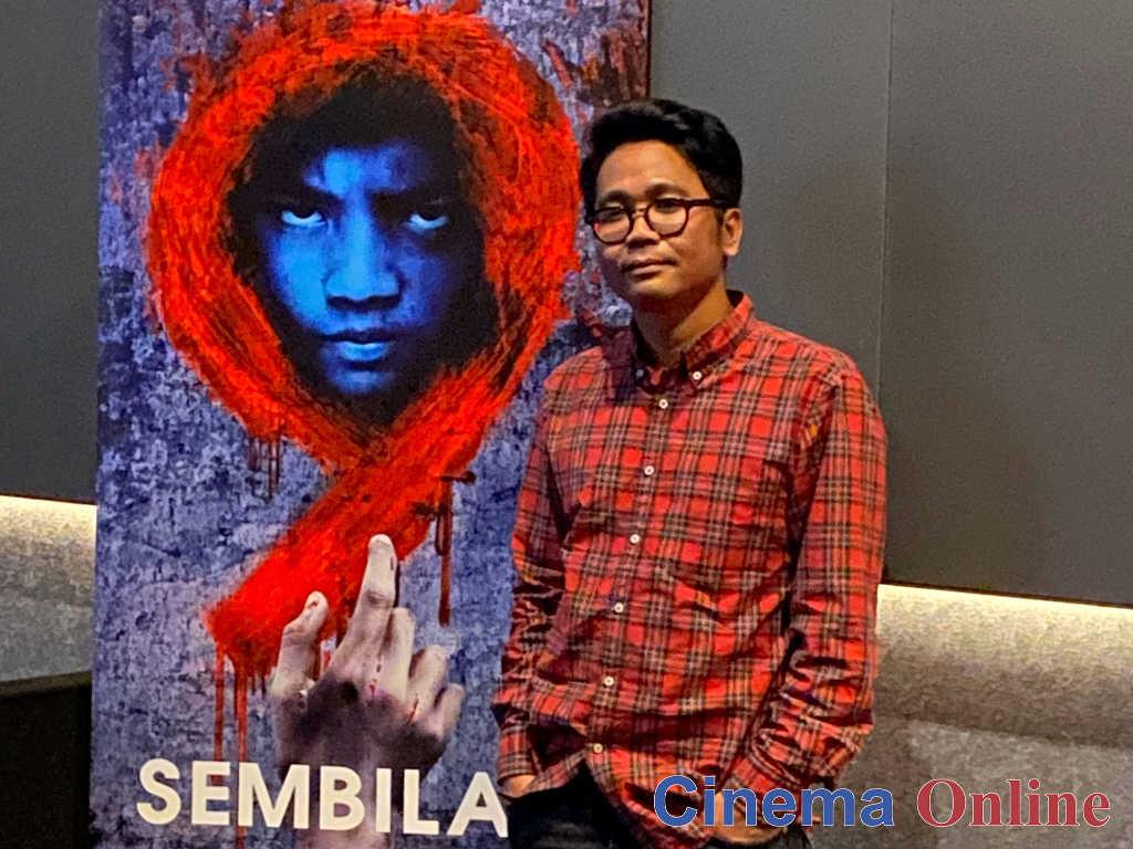 "Razaisyam Rashid hopes ""Sembilan"" will be well-received by viewers."