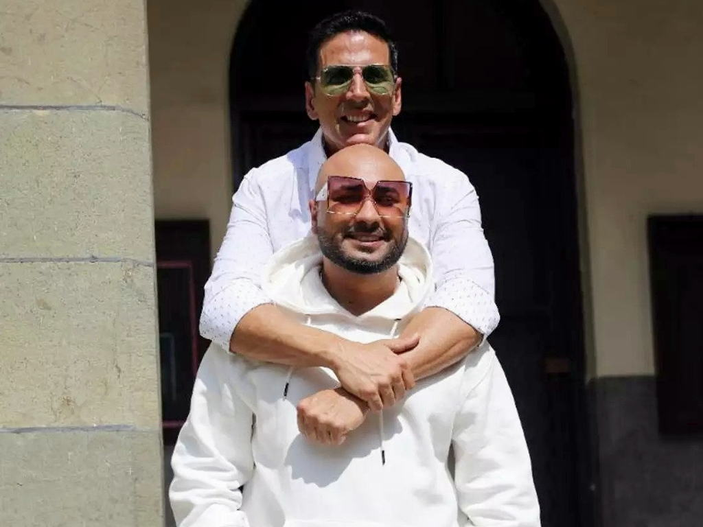 Akshay Kumar teruja dapat bekerjasama dengan B Praak buat kali kedua.