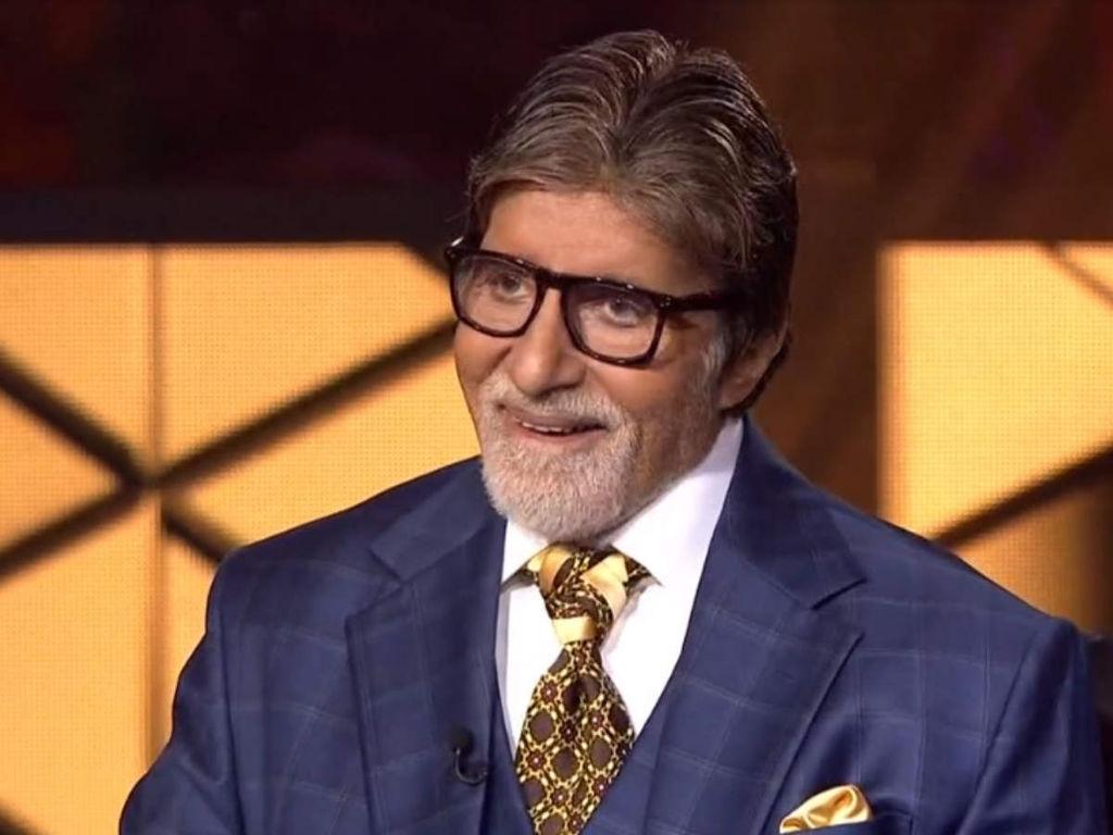 Amitabh Bachchan akui hanya 25 peratus hatinya yang masih berfungsi.