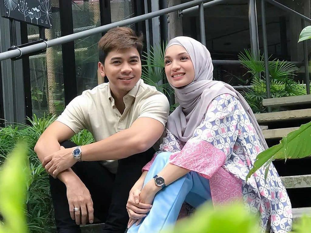 Amyra Rosli dan Amar Baharin disatukan semula selepas dua tahun