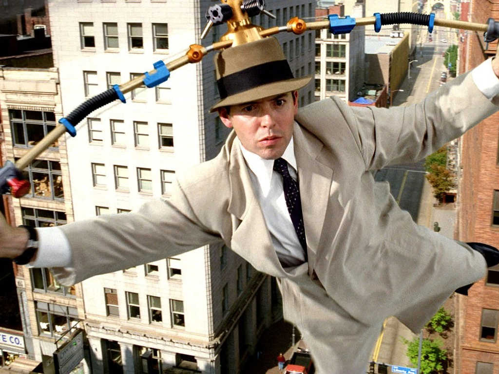 "The last live-action ""Inspector Gadget"" had Matthew Broderick starring as the title character."