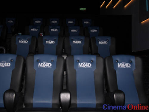 Let these motion seats rock your world!