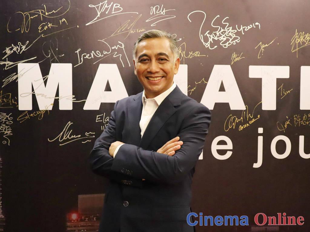 Azhar Amir sahut cabaran untuk menjayakan watak Tun Dr Mahathir Mohamad.