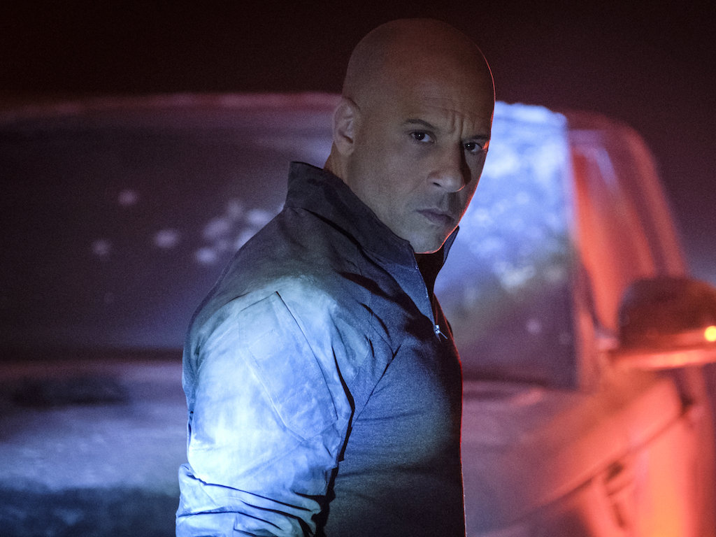 """Vin Diesel plays a vengeful super soldier raised from the dead in """"Bloodshot""""."""