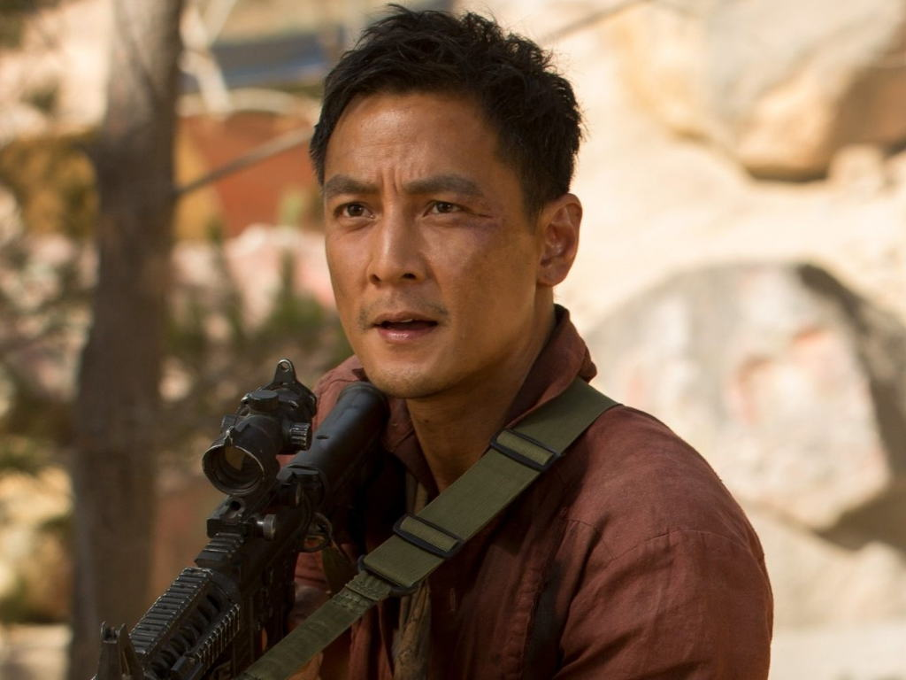 """Daniel Wu, who last year starred in """"Tomb Raider"""", has another big Hollywood movie lined up next."""