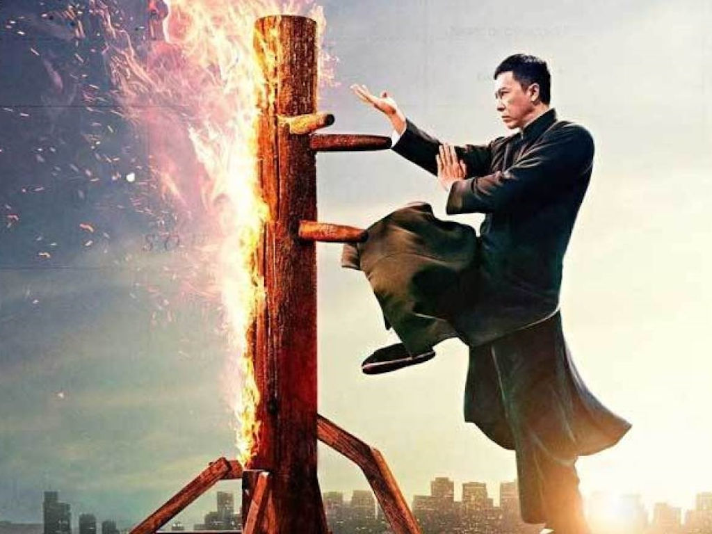 "No more ""Ip Man"" for Donnie Yen but still plenty of upcoming action movies from the actor."