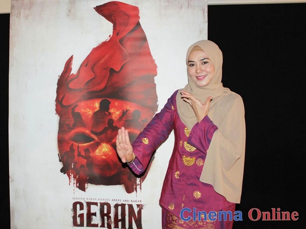 Feiyna Tajudin ingin menjaga imej wanita bertudung walaupun membawa watak aksi.