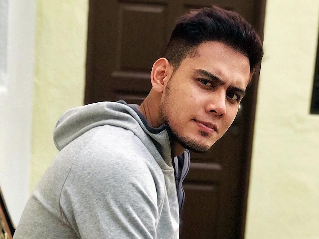 Hafidz Roshdi tidak meletakkan had terhadap kariernya sebagai pelakon.