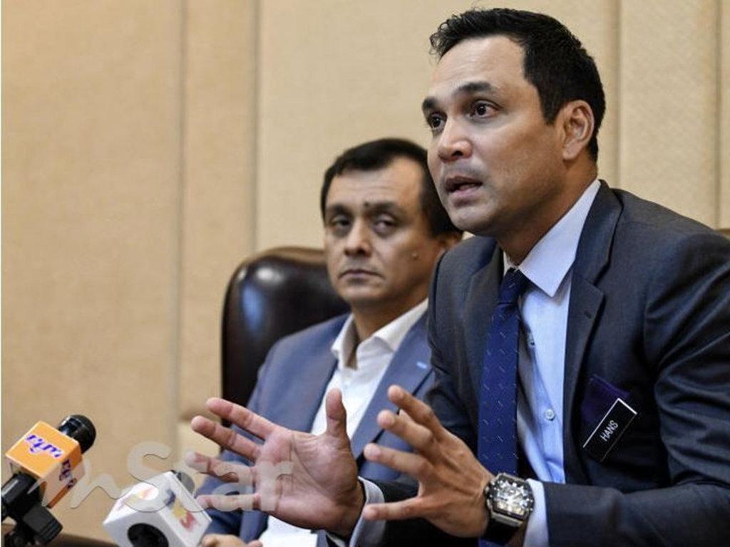 Hans Isaac nafi tekan Ahmad Idham untuk lepas jawatan CEO FINAS awal.