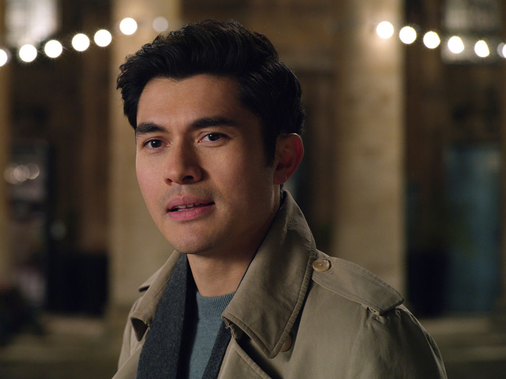 Will this be Henry Golding