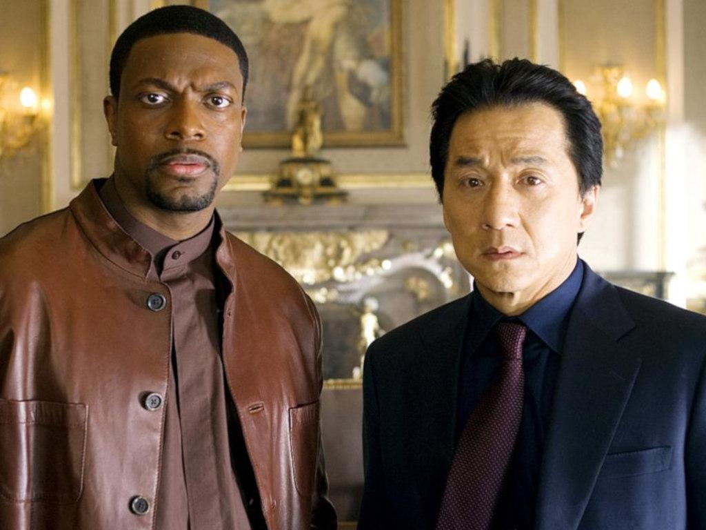 Cinema Com My No Rush Hour 4 For Jackie Chan