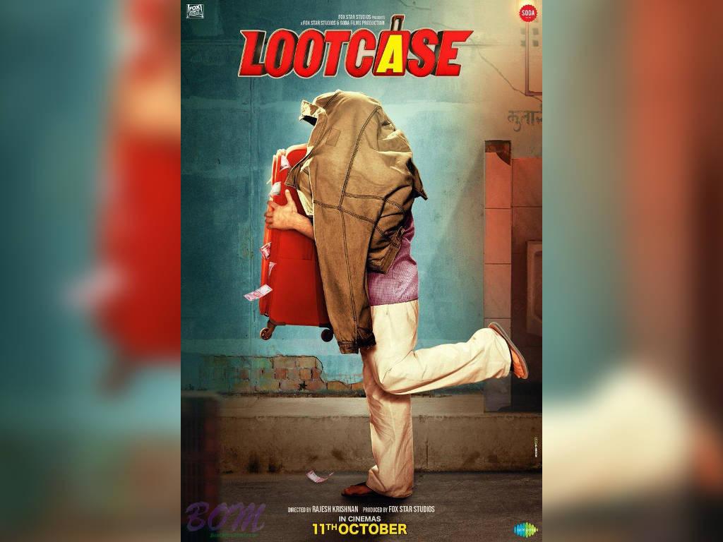 """Filem """"Lootcase"""" dibintangi oleh aktor Kunal Khemu."""