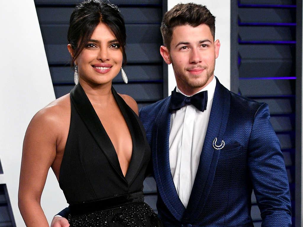 Priyanka Chopra telah berkahwin dengan Nick Jonas pada Disember 2018.