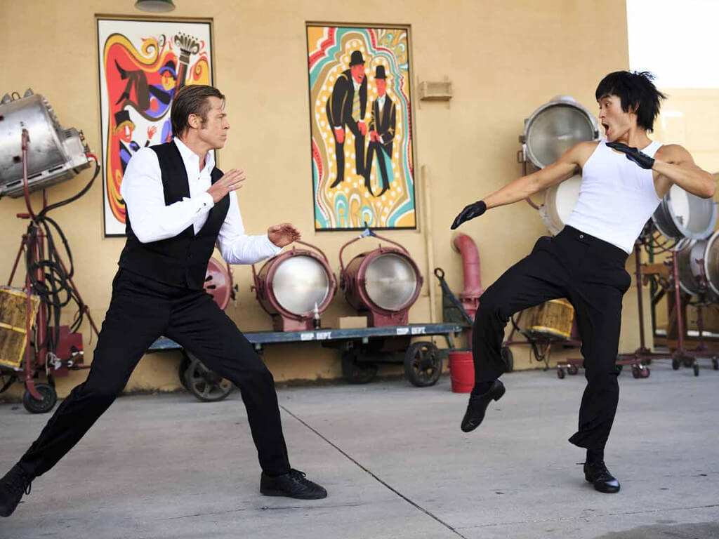 Quentin Tarantino defends his portrayal of Bruce Lee in new movie