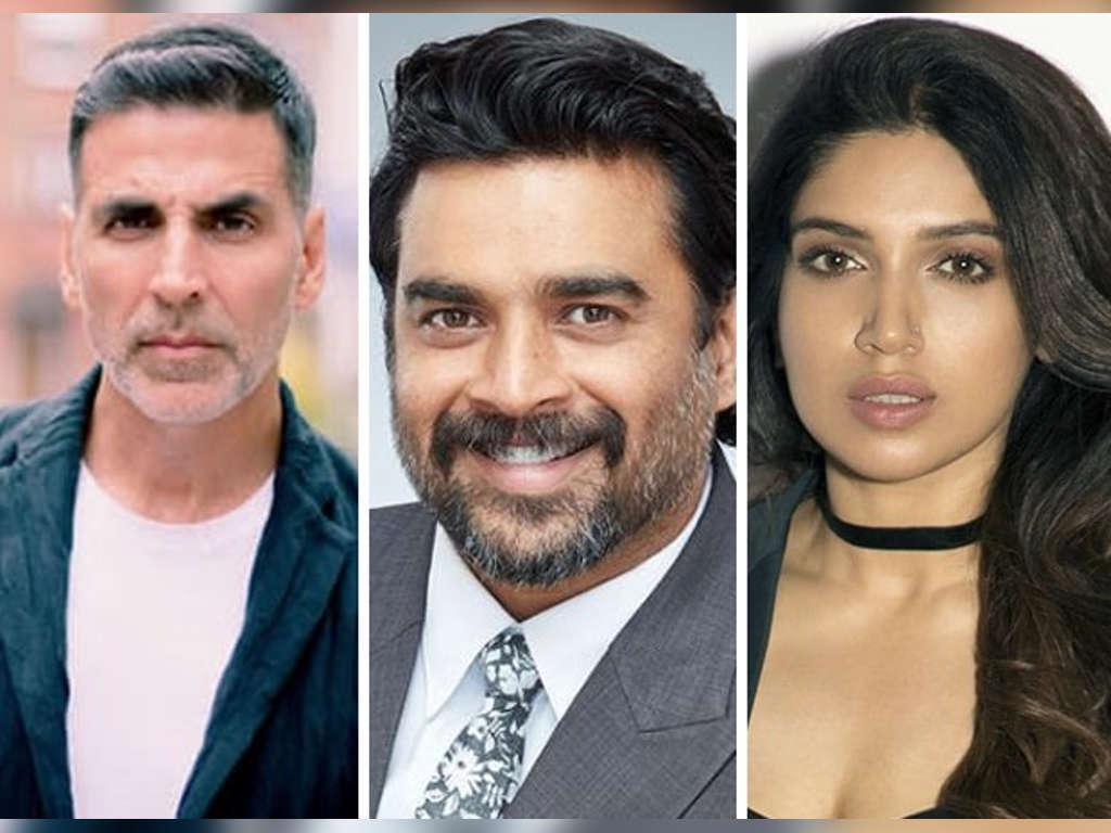Akshay Kumar juga dilaporkan akan membuat cameo dalam filem yang diterajui oleh R. Madhavan dan Bhumi Pednekar ini.