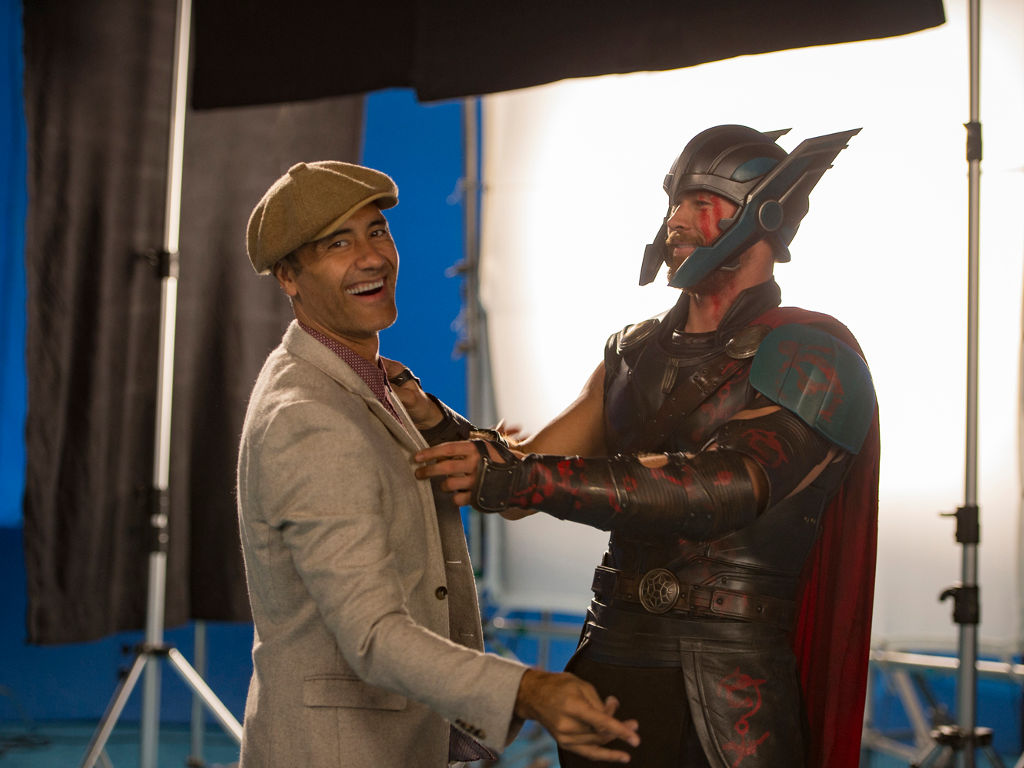 """Taika Waititi is working on a secret movie, will """"Thor 4"""" be postponed?"""