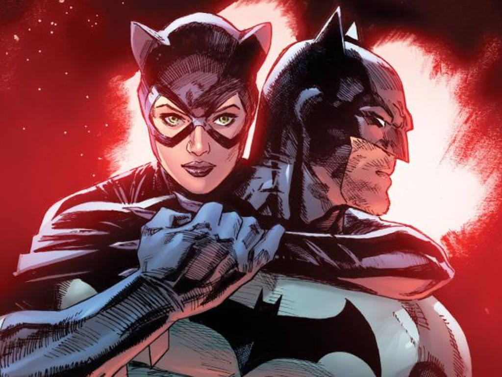 "Catwoman and Batman are going to heat up ""The Batman""!"