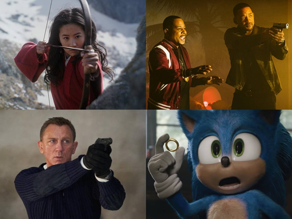 Which of these movies are you looking forward to?