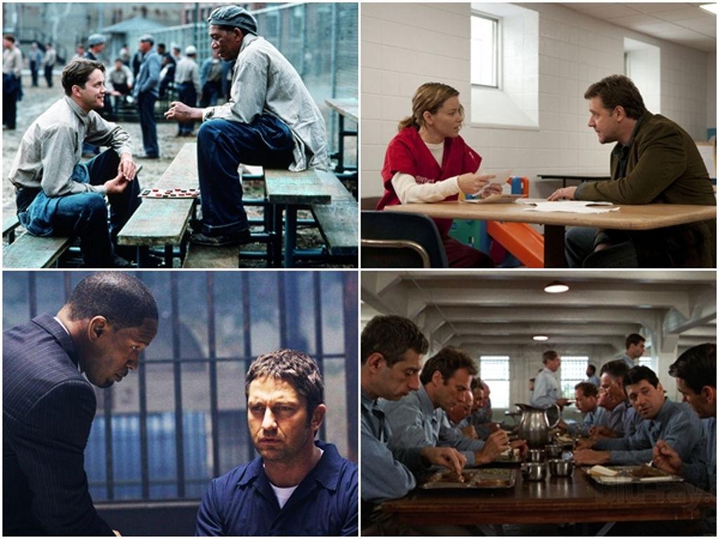 Filem bertemakan penjara manakah menjadi kegemaran anda?