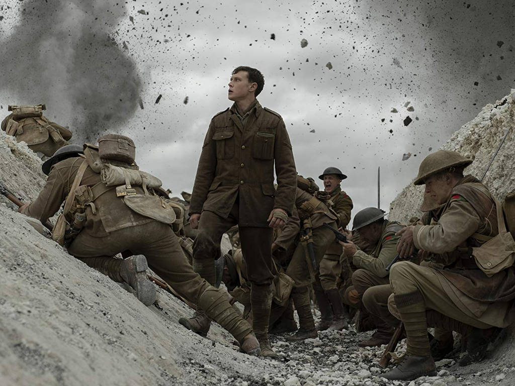"Sam Mendes' ""1917"" follows a major event during the World War I."