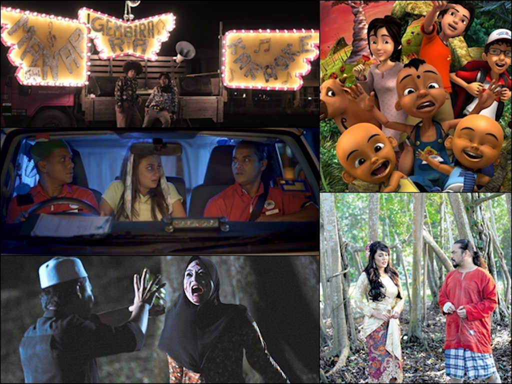 Watch these movies as you celebrate Raya at home this year!