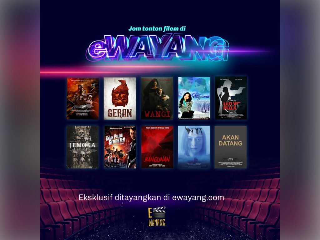 eWayang aims to add more local titles to its offerings.