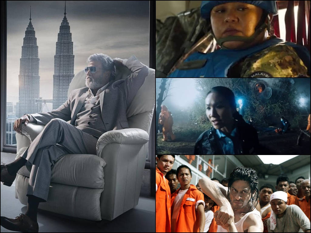 These are some of the movies that have mentioned or filmed in Malaysia.